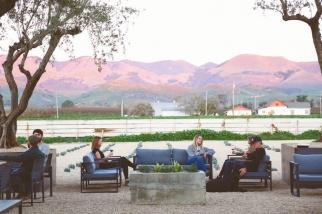 Biddle Ranch Vineyard Fork In The Road Edible San Luis Obispo