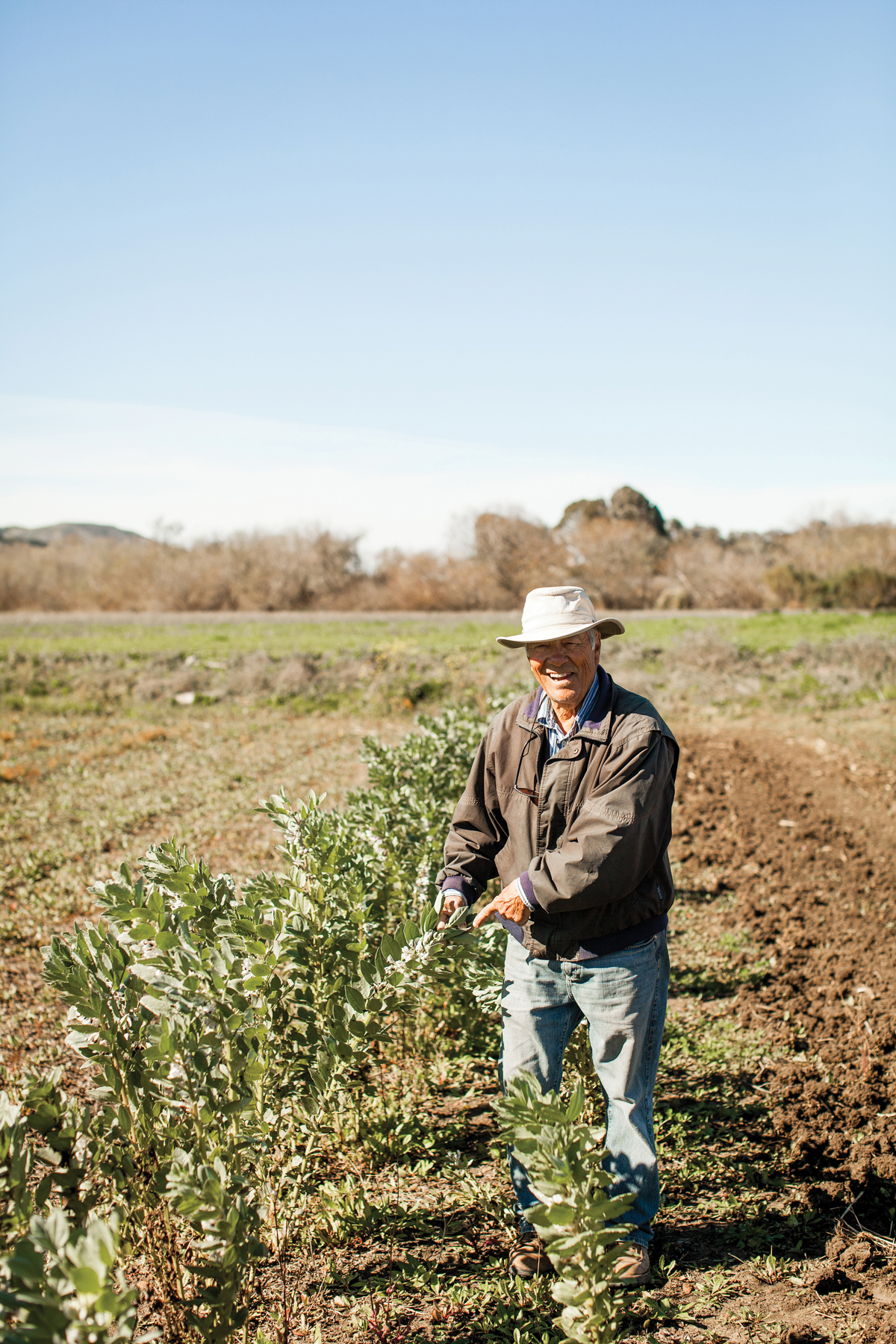 Kandarian Organic Farms And The Grounds From Which We Grow Edible San Luis Obispo